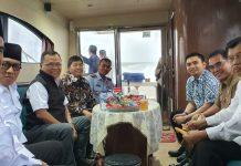 Ketum KKSS Dampingi JK ke Tanjung Selor dan Tarakan untuk Resmikan DMI dan PMI